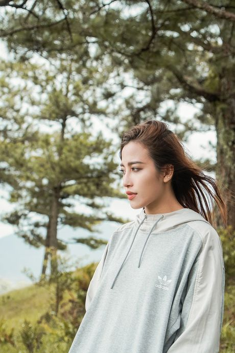 Roi The Face, Phan Ngan chuyen huong lam ca si? - Anh 4