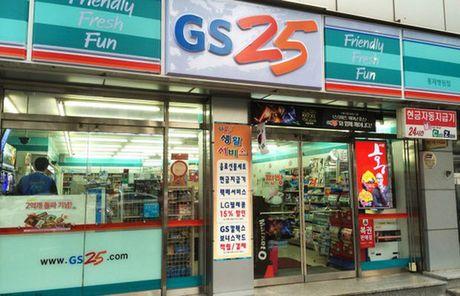 Sau 7-Eleven, chuoi cua hang tien loi GS25 sap co mat tai Viet Nam - Anh 1