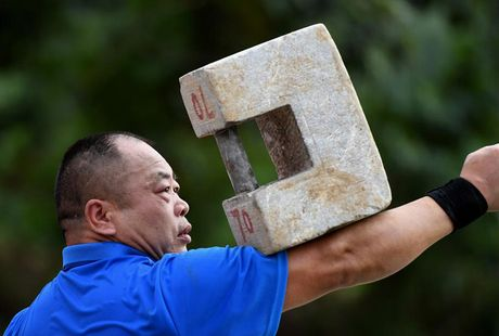 Vo su 'Tay sat' vo dich Thieu Lam ha Tu Hieu Dong sau 2 giay? - Anh 7