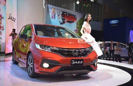 Co nen mua Honda Jazz 2018 hay khong? - Anh 1