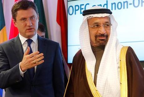 Saudi Arabia va Nga 'siet' nguon cung thi truong dau mo - Anh 1