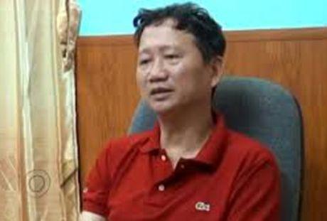 Ra lenh tam giam doi voi Trinh Xuan Thanh - Anh 1