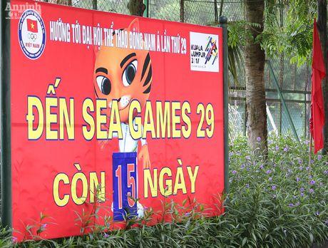 'Lo luyen vang SEA Games' cua Viet Nam nong ran truoc gio G - Anh 1