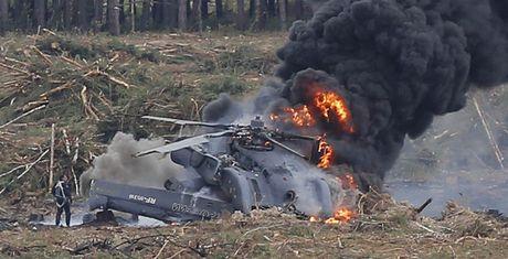 'Sieu xe tang bay' Mi-28 Nga the hien nhat nhoa tai Syria, phuong Tay mung ra mat - Anh 11