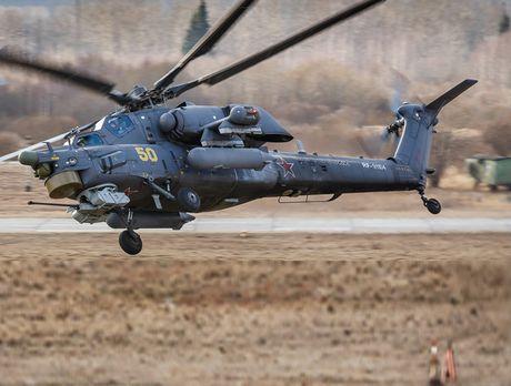 'Sieu xe tang bay' Mi-28 Nga the hien nhat nhoa tai Syria, phuong Tay mung ra mat - Anh 13
