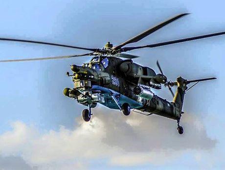 'Sieu xe tang bay' Mi-28 Nga the hien nhat nhoa tai Syria, phuong Tay mung ra mat - Anh 15