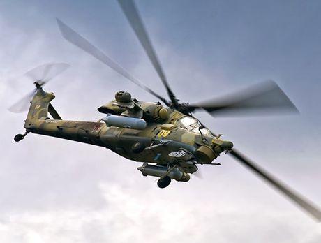 'Sieu xe tang bay' Mi-28 Nga the hien nhat nhoa tai Syria, phuong Tay mung ra mat - Anh 16