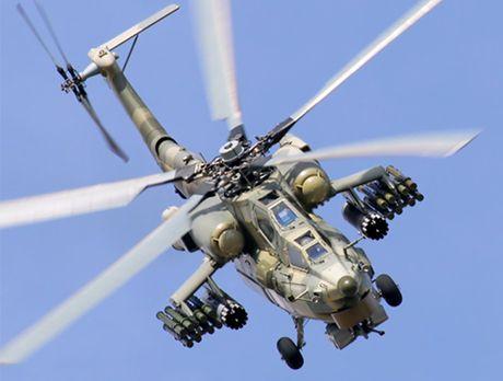 'Sieu xe tang bay' Mi-28 Nga the hien nhat nhoa tai Syria, phuong Tay mung ra mat - Anh 7