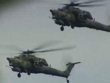 'Sieu xe tang bay' Mi-28 Nga the hien nhat nhoa tai Syria, phuong Tay mung ra mat - Anh 8