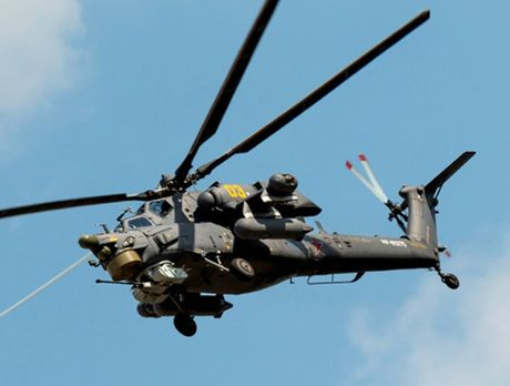 'Sieu xe tang bay' Mi-28 Nga the hien nhat nhoa tai Syria, phuong Tay mung ra mat - Anh 9