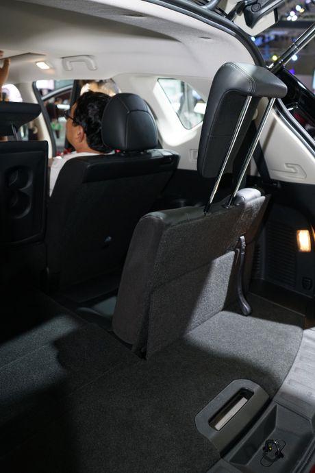 Chi tiet Nissan X-Trail phien ban cao cap nhat tai Viet Nam - Anh 18