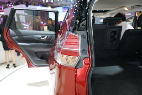 Chi tiet Nissan X-Trail phien ban cao cap nhat tai Viet Nam - Anh 19