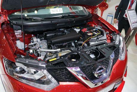 Chi tiet Nissan X-Trail phien ban cao cap nhat tai Viet Nam - Anh 3