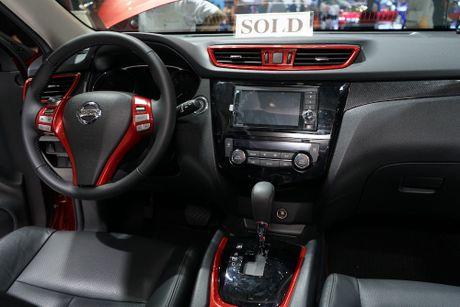 Chi tiet Nissan X-Trail phien ban cao cap nhat tai Viet Nam - Anh 8