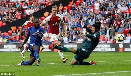'Ban ha' Chelsea, Arsenal gianh sieu cup Anh - Anh 2