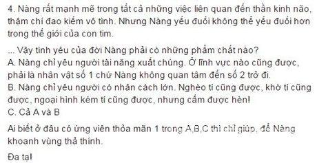 Sau khi ly hon, vo cu Huy Khanh dua ra tieu chi tuyen nguoi yeu cao 'chot vot' - Anh 2