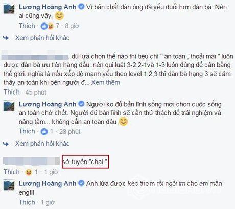 Sau khi ly hon, vo cu Huy Khanh dua ra tieu chi tuyen nguoi yeu cao 'chot vot' - Anh 3