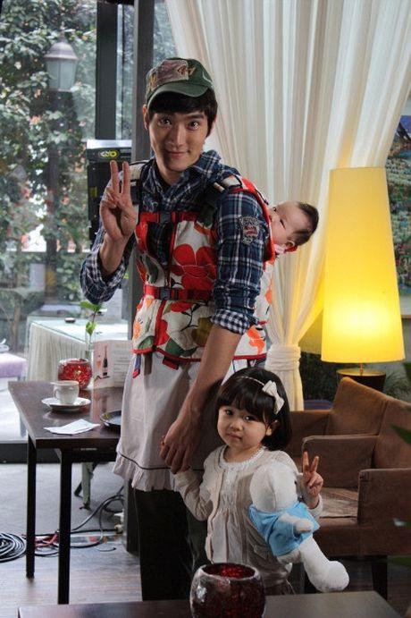 Chua xuat ngu, Choi Si Won da nhan loi moi dong phim vi co qua nhieu kinh nghiem - Anh 6