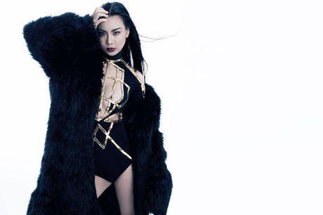 Lai Thanh Huong Next Top Model: '11 nguoi khong hien o voi nhau thi noi dien la dieu de hieu' - Anh 1