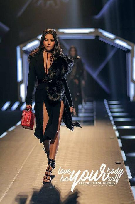 Lai Thanh Huong Next Top Model: '11 nguoi khong hien o voi nhau thi noi dien la dieu de hieu' - Anh 4
