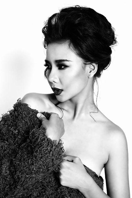 Lai Thanh Huong Next Top Model: '11 nguoi khong hien o voi nhau thi noi dien la dieu de hieu' - Anh 5