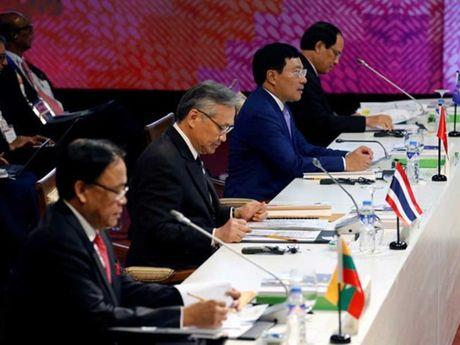 ASEAN va Trung Quoc thong qua du thao khung COC - Anh 1