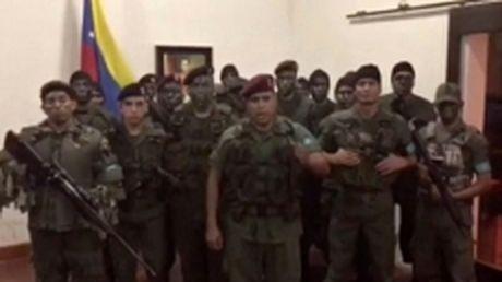Venezuela pha tan am muu khung bo - Anh 1
