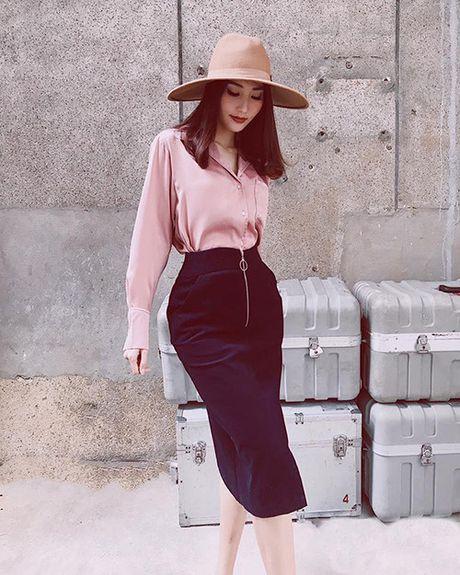 Street style dang hoc hoi cua sao Viet tuan qua - Anh 4
