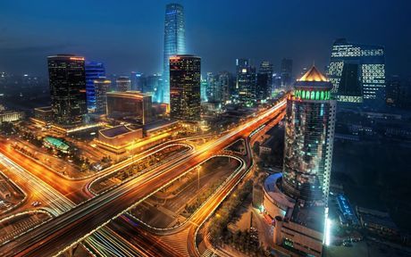 Top 10 diem du lich hap dan nhat Trung Quoc nam 2017 - Anh 1
