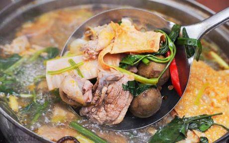 Diem danh nhung mon lau dat khach cho cuoi he Ha Noi - Anh 4
