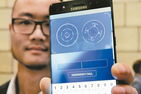 Galaxy S9 se khong cam bien van tay duoi man hinh - Anh 1