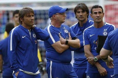 Cu da nhu truoc Arsenal, Chelsea dung mo vo dich Premier League lan nua - Anh 4