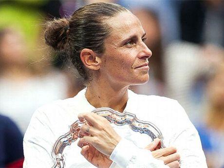 TENNIS ngay 7/8: Nadal khong dam mo vuot Federer. A quan US Open 2015 bi trom vieng tham - Anh 5