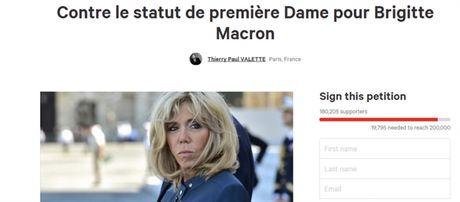 Vi sao nguoi Phap nhanh chong quay lung voi De nhat phu nhan Macron? - Anh 2