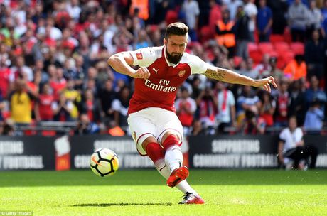 Toan canh: Chelsea tu ban vao chan, Arsenal vo dich Community Shield - Anh 12