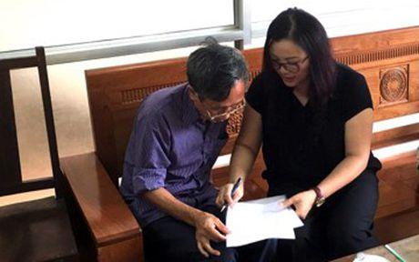Luat su khieu nai khi VKS Bac Giang tu choi xin loi ong Han Duc Long - Anh 1