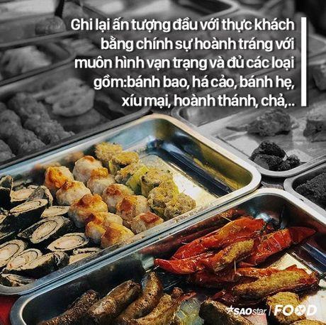 O Sai Gon thi khong the nham mat lam ngo truoc nhung dia chi dimsum gia re nay - Anh 4