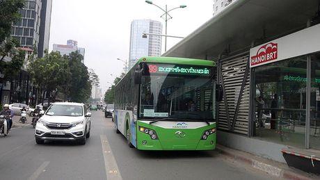 De xuat thi diem ve dien tu tren tuyen buyt nhanh BRT - Anh 1