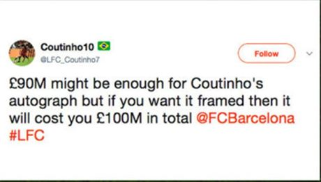 100 trieu euro chi mua duoc mieng bo goi cua Coutinho - Anh 3