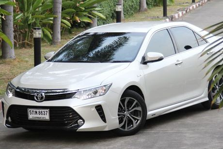 Chi tiet Toyota Camry 2.0G Extremo 2017 gia hon 1 ty - Anh 9