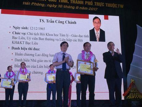 Ton vinh 65 tri thuc tieu bieu Lien hiep Hoi Viet Nam - Anh 2