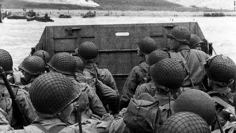 Tham hoa cua quan Dong Minh trong Ngay D-Day - Anh 1