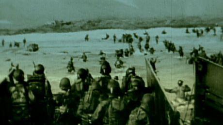 Tham hoa cua quan Dong Minh trong Ngay D-Day - Anh 2