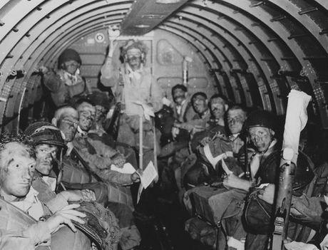 Tham hoa cua quan Dong Minh trong Ngay D-Day - Anh 4