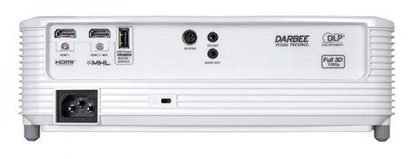 Optoma HD29Darbee thanh vien moi trong dong may chieu Darbee Vision - Anh 7