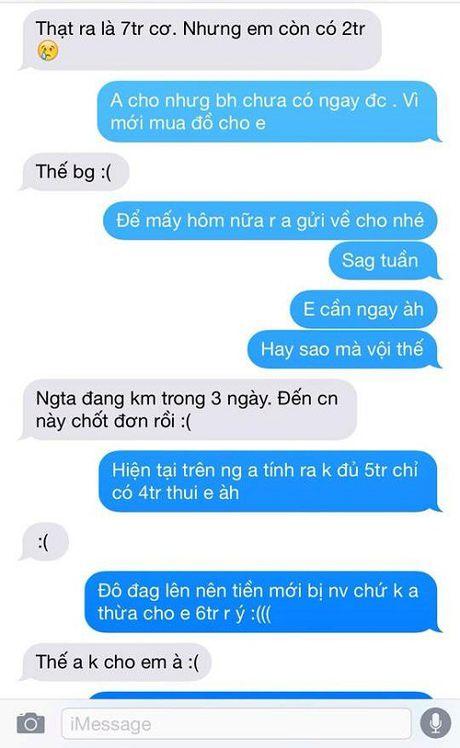Dan mang 'sot' truoc nhung chieu dao mo 'khong the tin noi' cua co gai tre voi ban trai - Anh 3