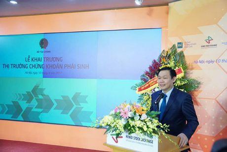 Pho Thu tuong Vuong Dinh Hue: 'Mong nha dau tu tin chung toi, tin Chinh phu' - Anh 1