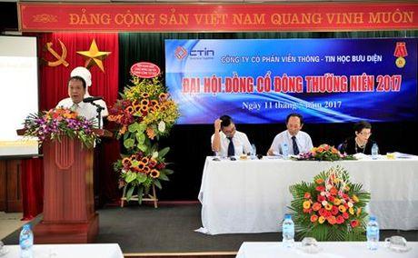 CTIN thuong co phieu ty le 100%, nang von len gap doi - Anh 1