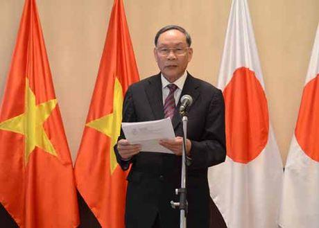 Trao Huan chuong Huu nghi cho nguoi ban cua nan nhan chat doc da cam Viet Nam - Anh 1