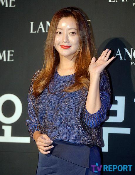 Kim Hee Sun mat diem vi mat cang tron, bong nhay - Anh 3